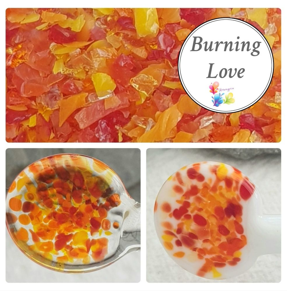 Burning Love Fine Grind Frit Blend
