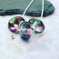 Forever Rainbows Sterling Silver Necklace