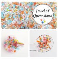 Jewel Of Queensland Fine Grind Frit Blend