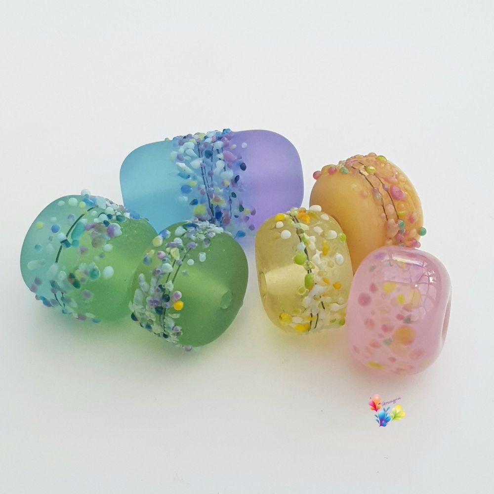 Blossom Orphan Bead Set