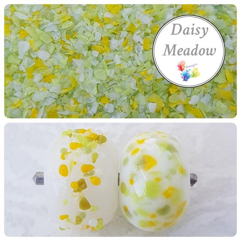 Daisy Meadow Fine Grind Frit Blend