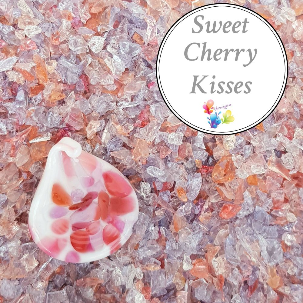 Sweet Cherry Kisses Regular Grind Frit Blend