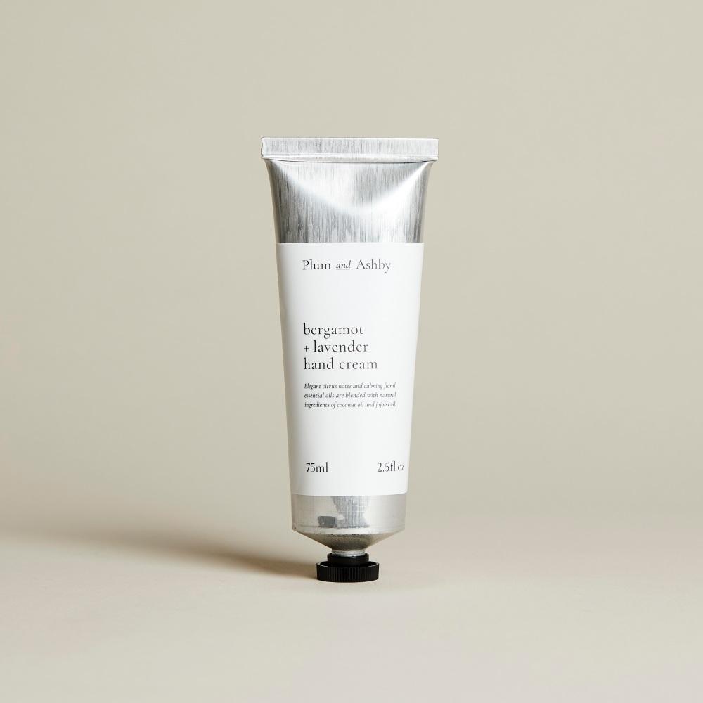 Bergamot & Lavender Hand Cream