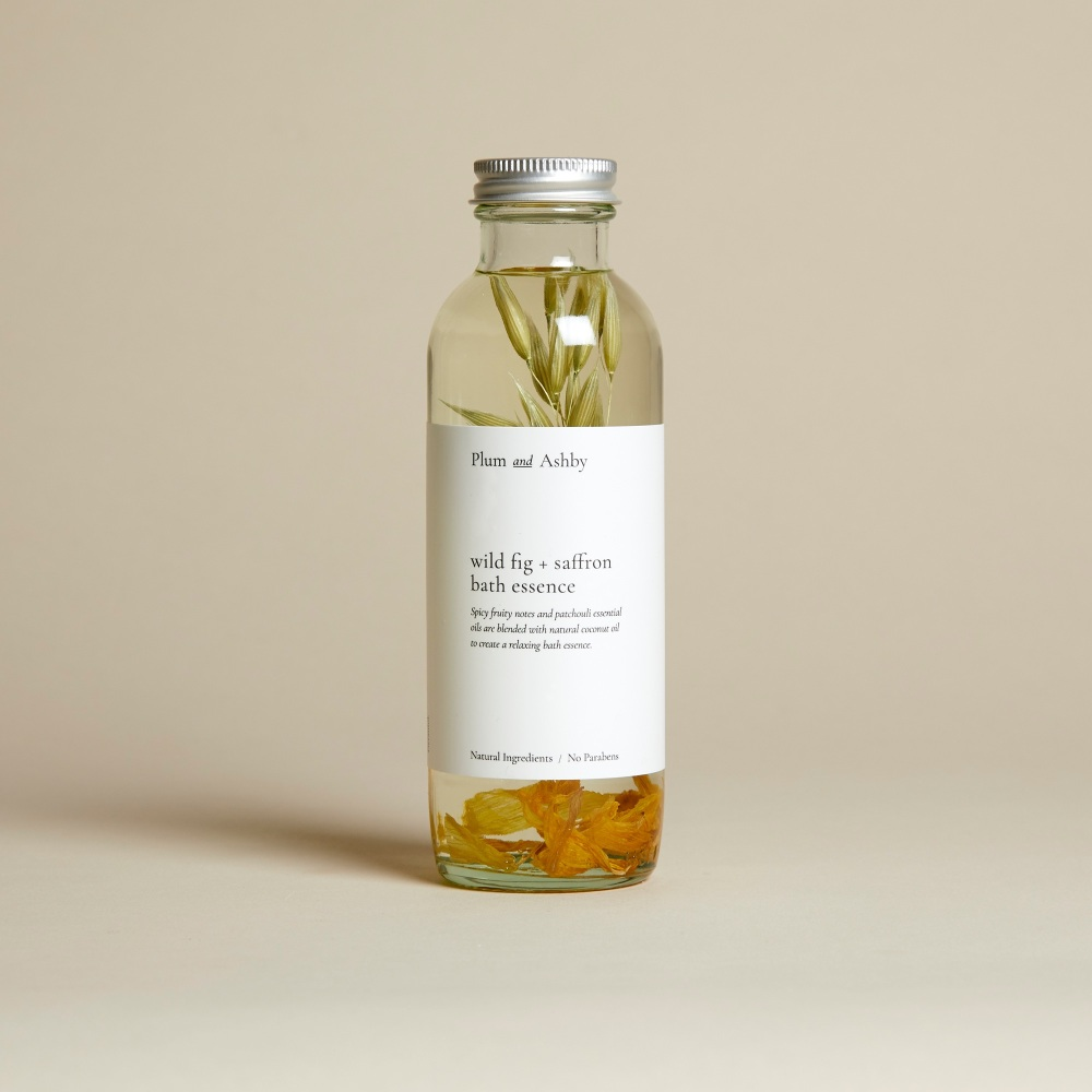 Bath Essence Wild Fig & Saffron