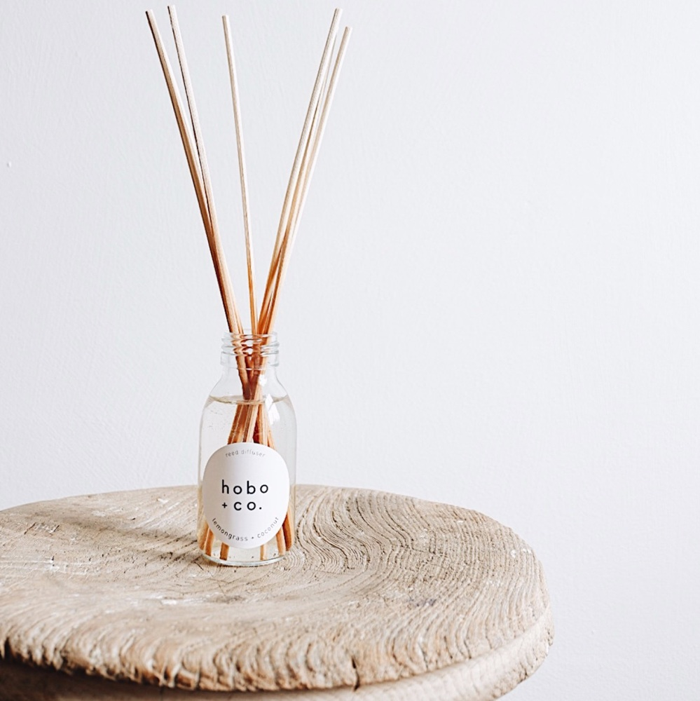 Lemongrass & Coconut Diffuser