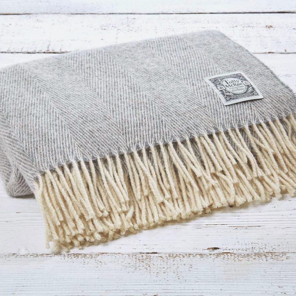 Tolly McRae Wool Throw