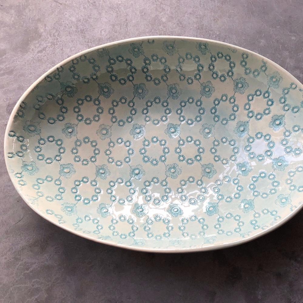 WW Etosha Oval Dish