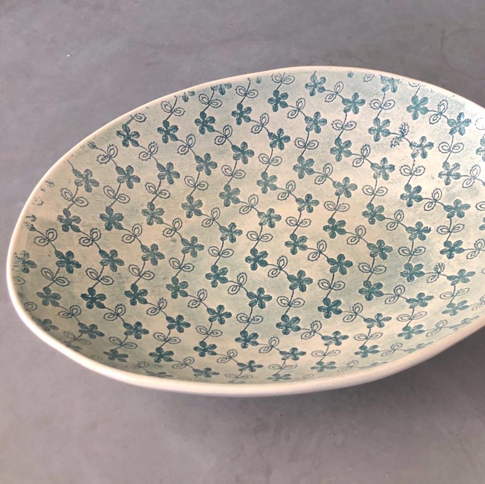 WW Etosha Oval L Dish