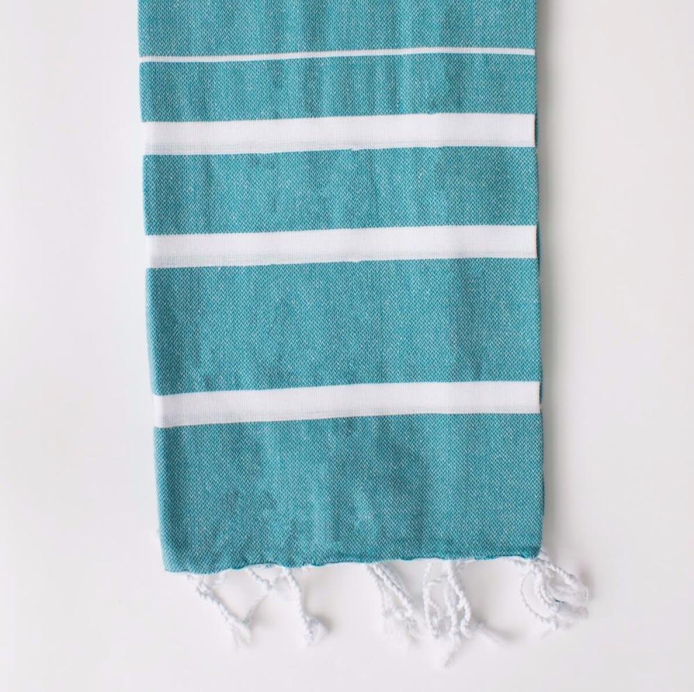 Hammam Towel Sea Green