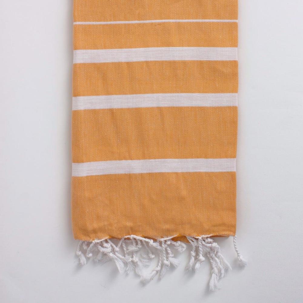 Hammam Towel Saffron