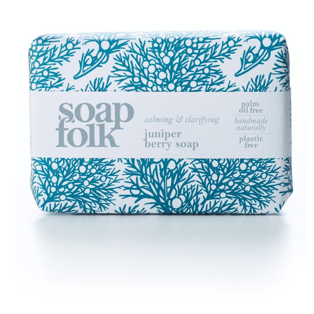 Soap Folk Juniper Berry Soap