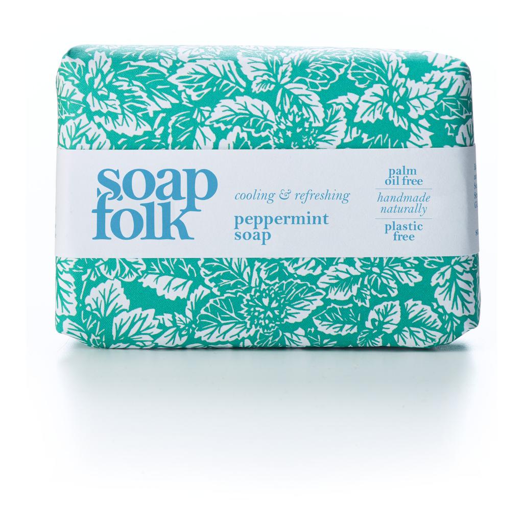 Soap Folk Peppermint Soap