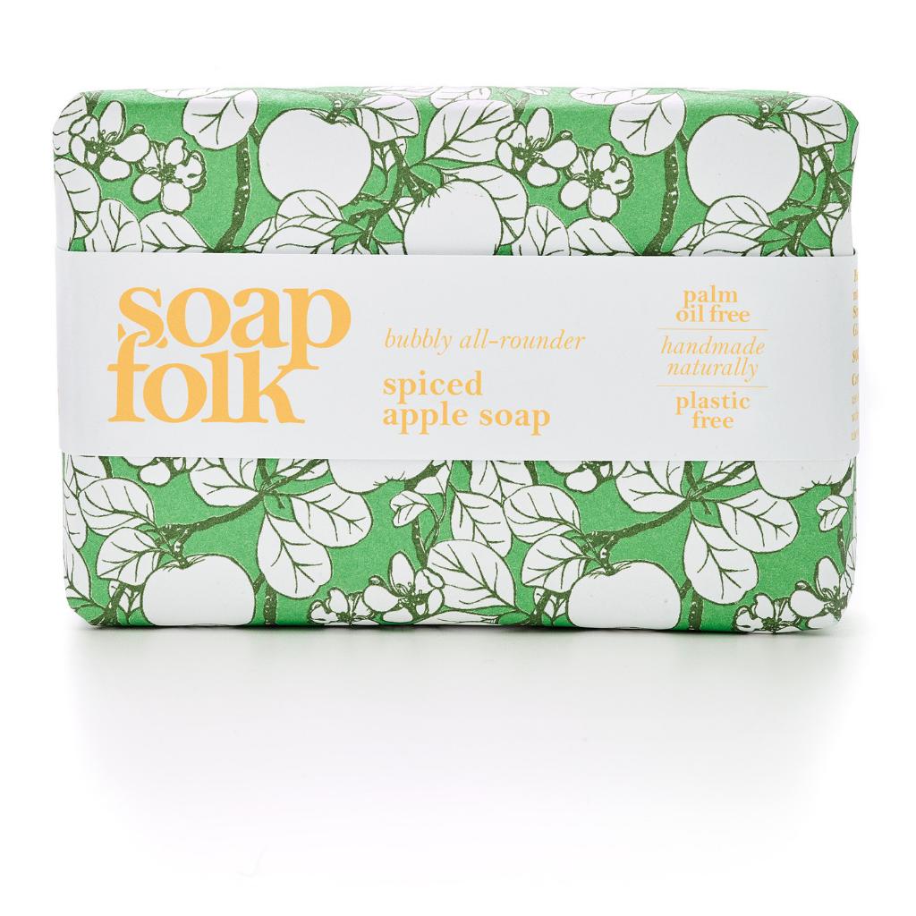 Soap Folk Spiced Apple Soap