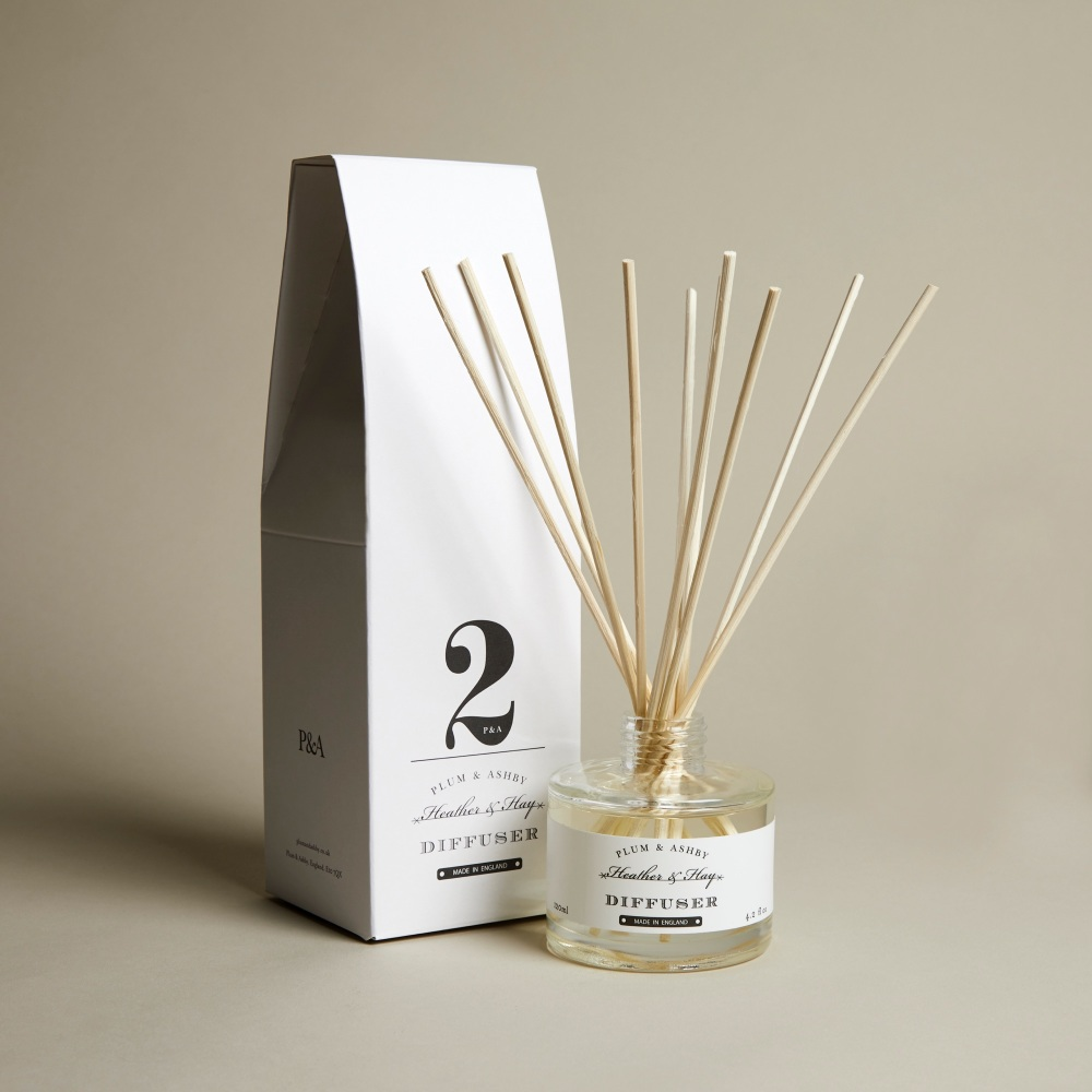 Plum & Ashby Heather & Hay Diffuser