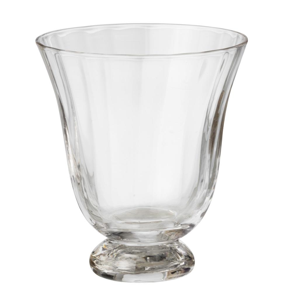 Trellis Water Glass Clear