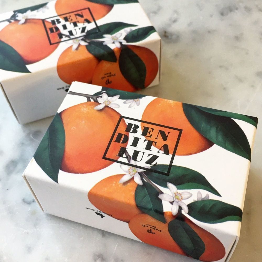SEVILLE ORANGE SOAP
