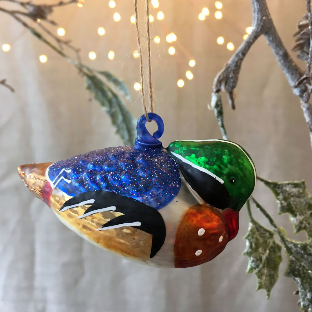 CHRISTMAS DECORATION - DUCK