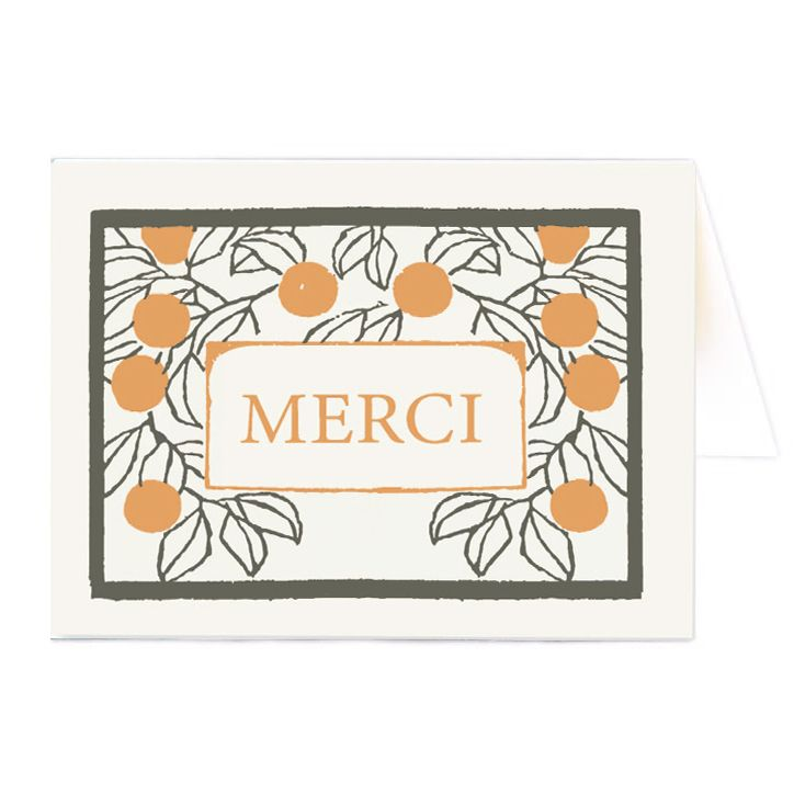 CARD PACK - MERCI