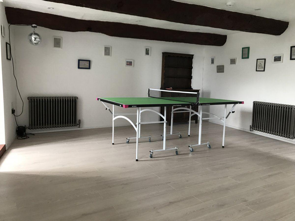 Wern-Y-Cwm Weddings and accomodation Wales table tennis disco den