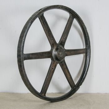 Wooden Foundry Wheel Mould SOLD