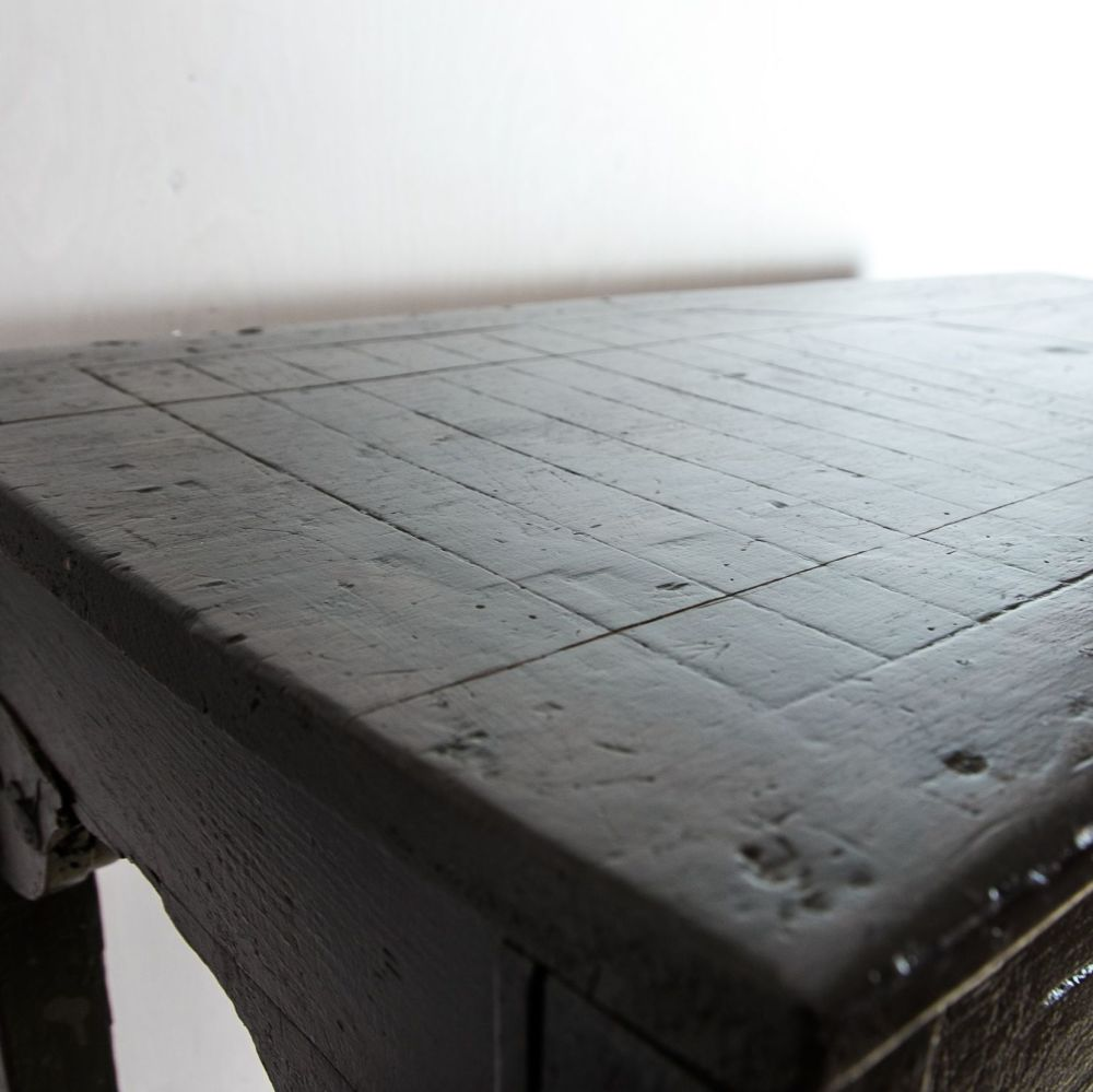 "18th.C. ""Push Penny"" table"