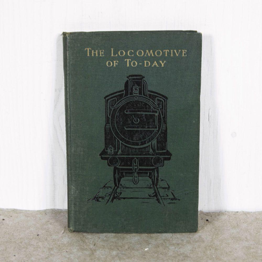 Book on Steam Locomotives