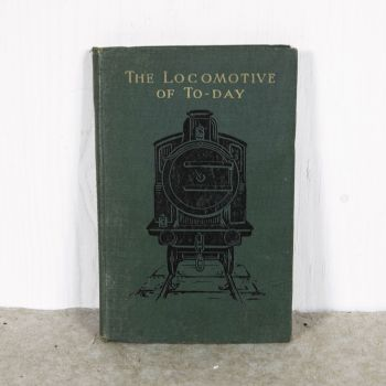 Book on Steam Locomotives SOLD