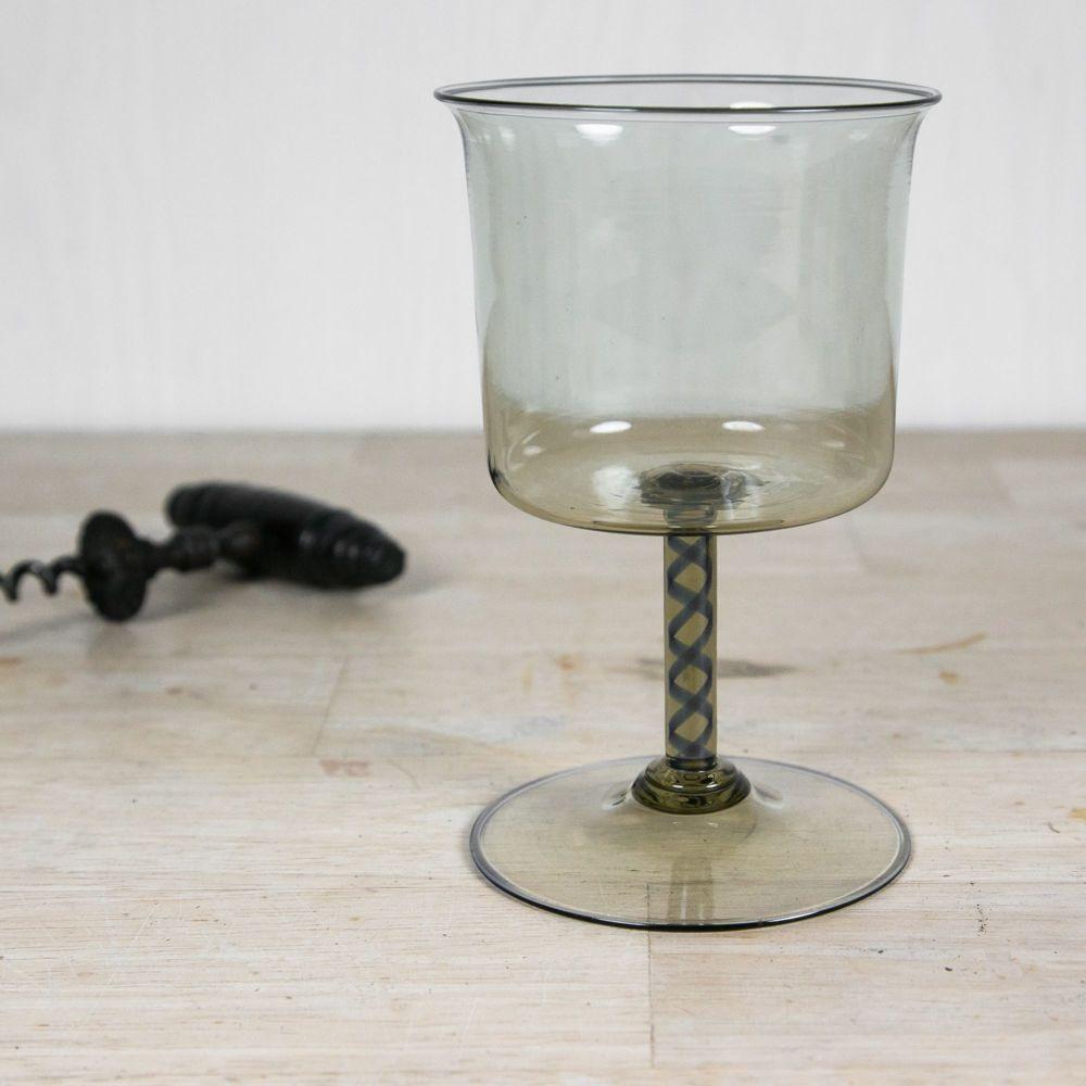 Venetian Glass Goblet SOLD