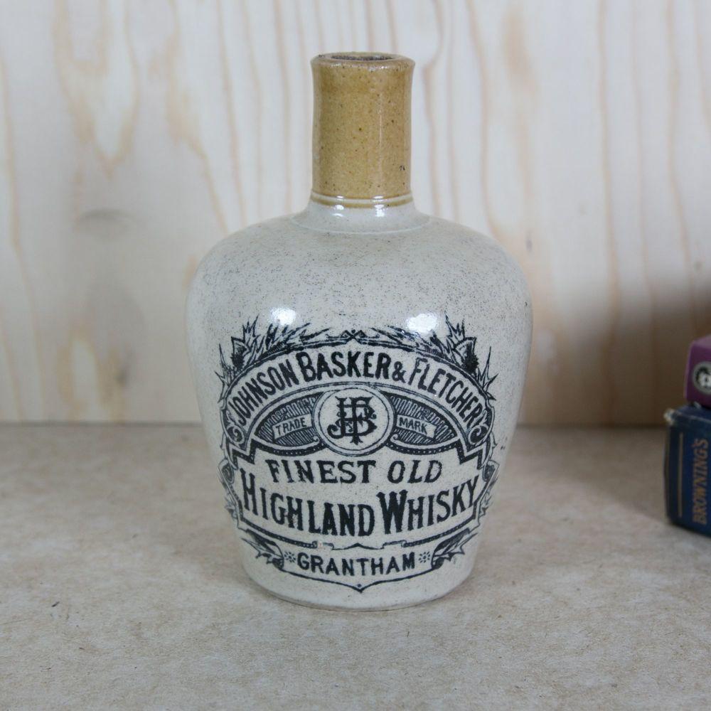 Rare Whisky Flagon SOLD