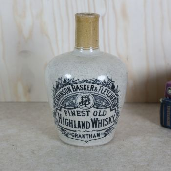 Rare Whisky Flagon SOLD