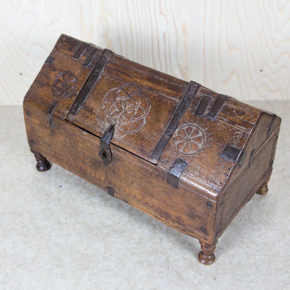 18th C Trinket Box