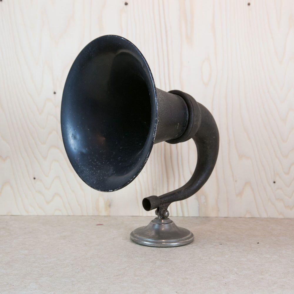 Vintage Acoustic Speaker Horn  SOLD