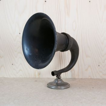Vintage Acoustic Speaker Horn  SOLD