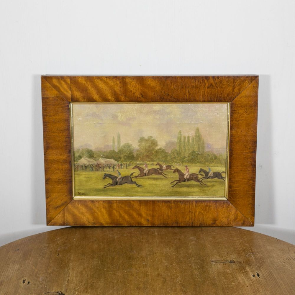 19th C. Horse Racing - Point to Point 450.00