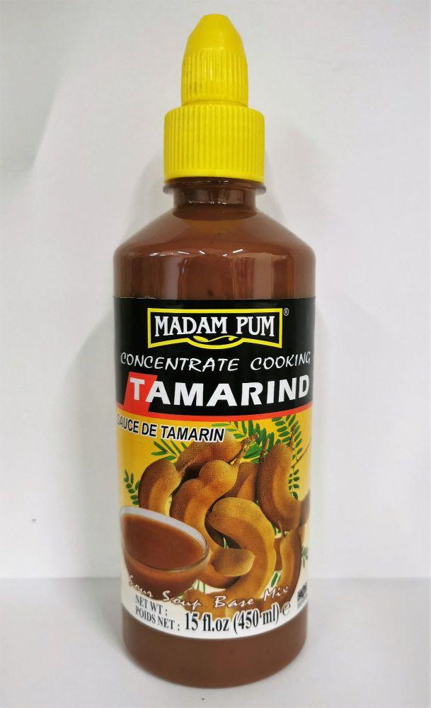 Madam Pum Concentrated Cooking Tamarind 450ml