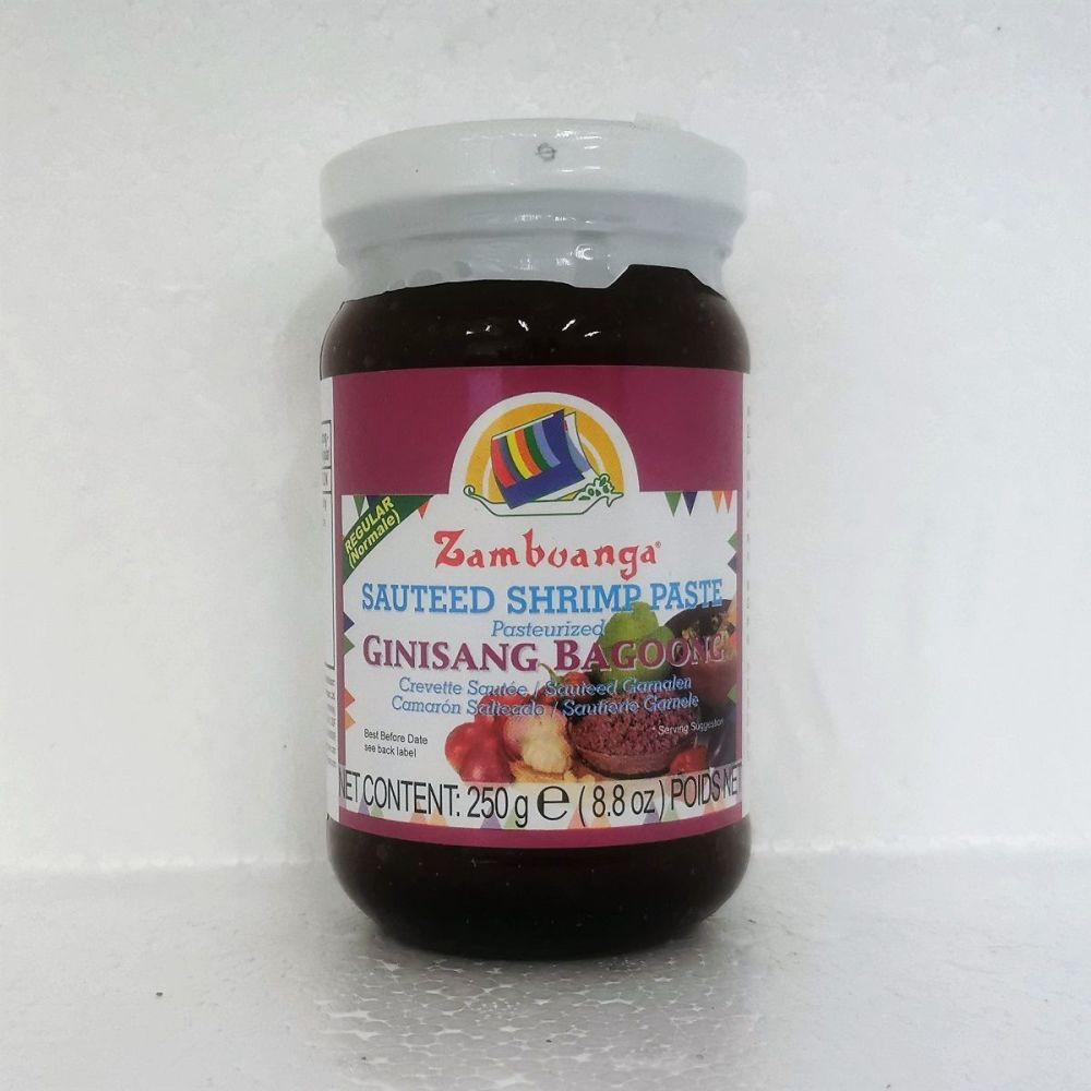 Zambuanga Sautéed Shrimp Paste (Ginisang Bagoong) 250g