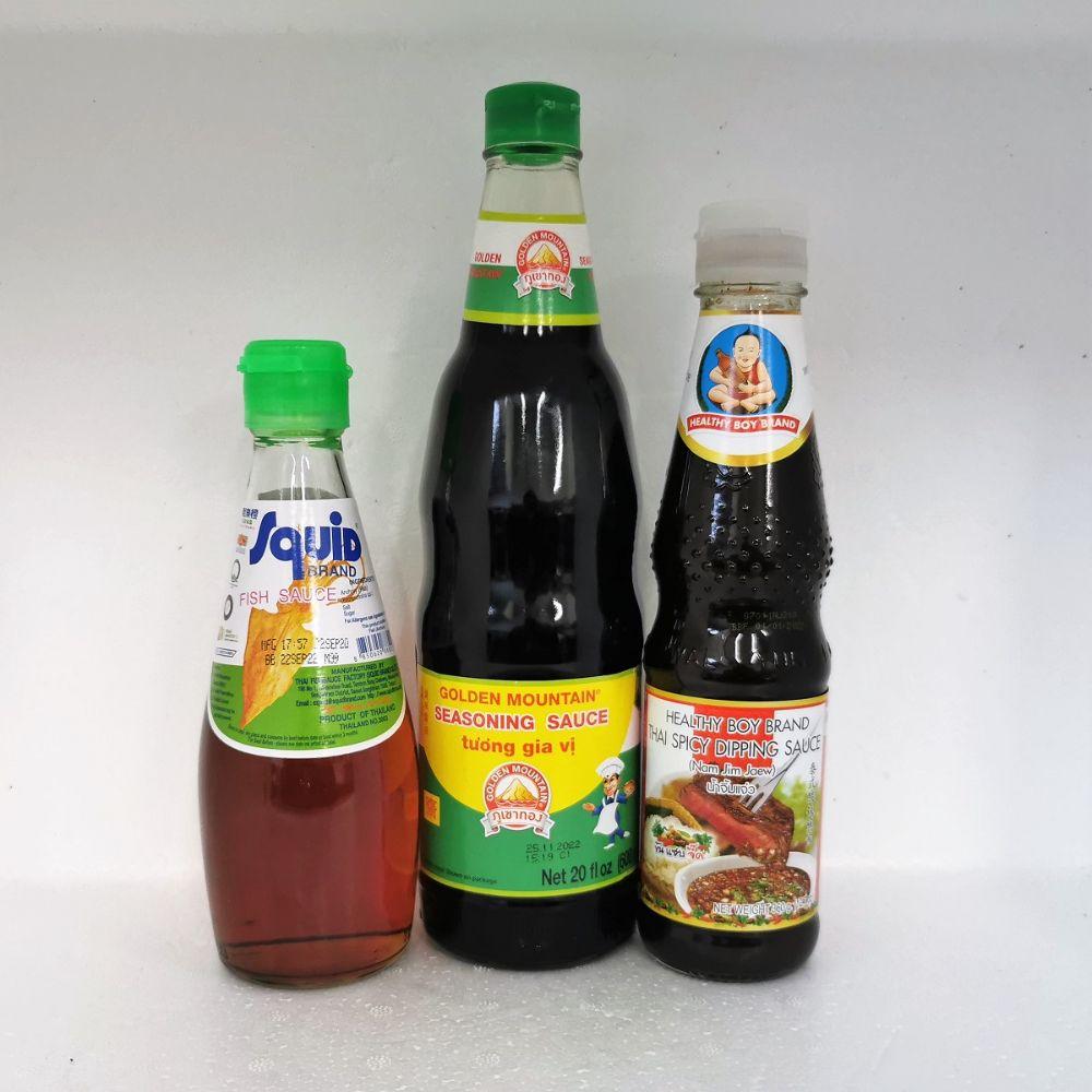 Bottled & Jar Sauces