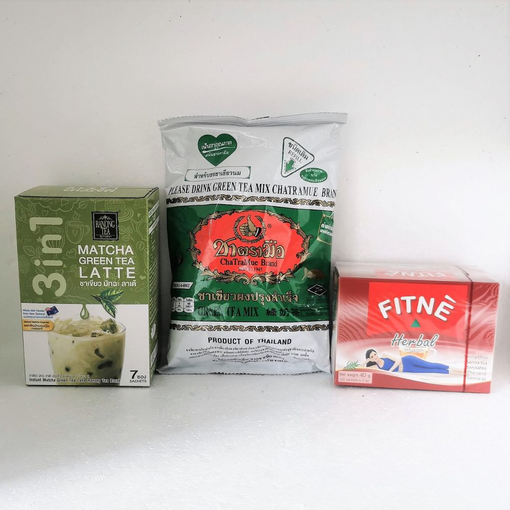 Tea, Coffee and Herbal Drinks