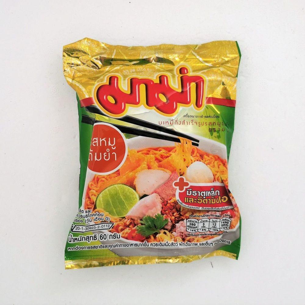 Mama Pork Tom Yum Flavour 60g