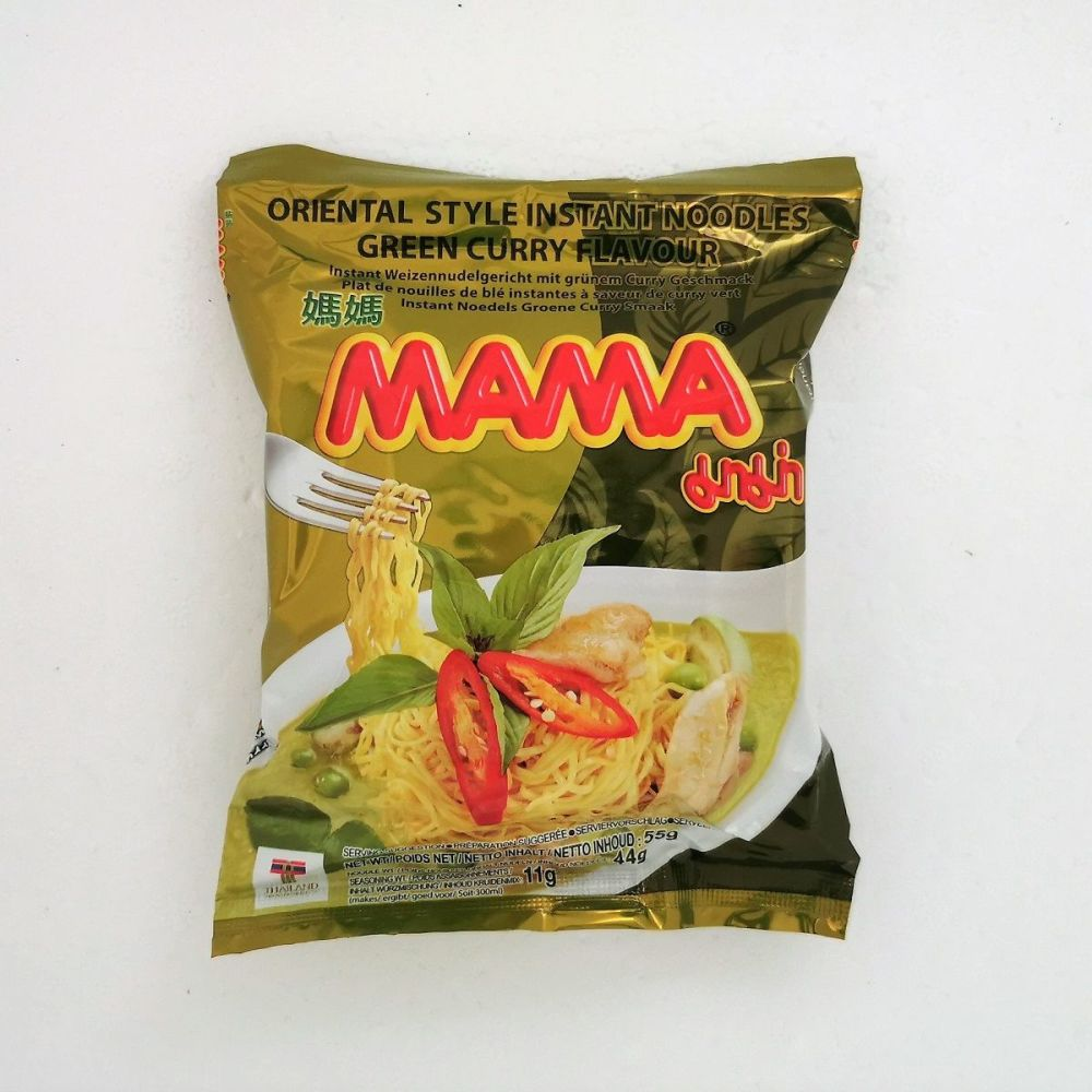 Mama Green Curry Flavour 55g