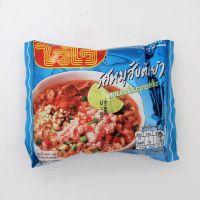 Wai Wai Thai Minced Pork Tom Yum Flavour 60g