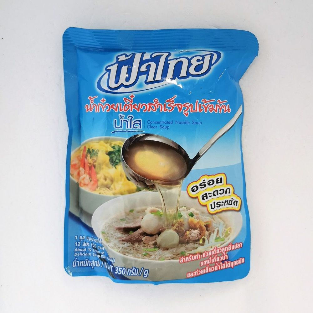 FA Thai Concentrated Clear Noodle Soup 350g