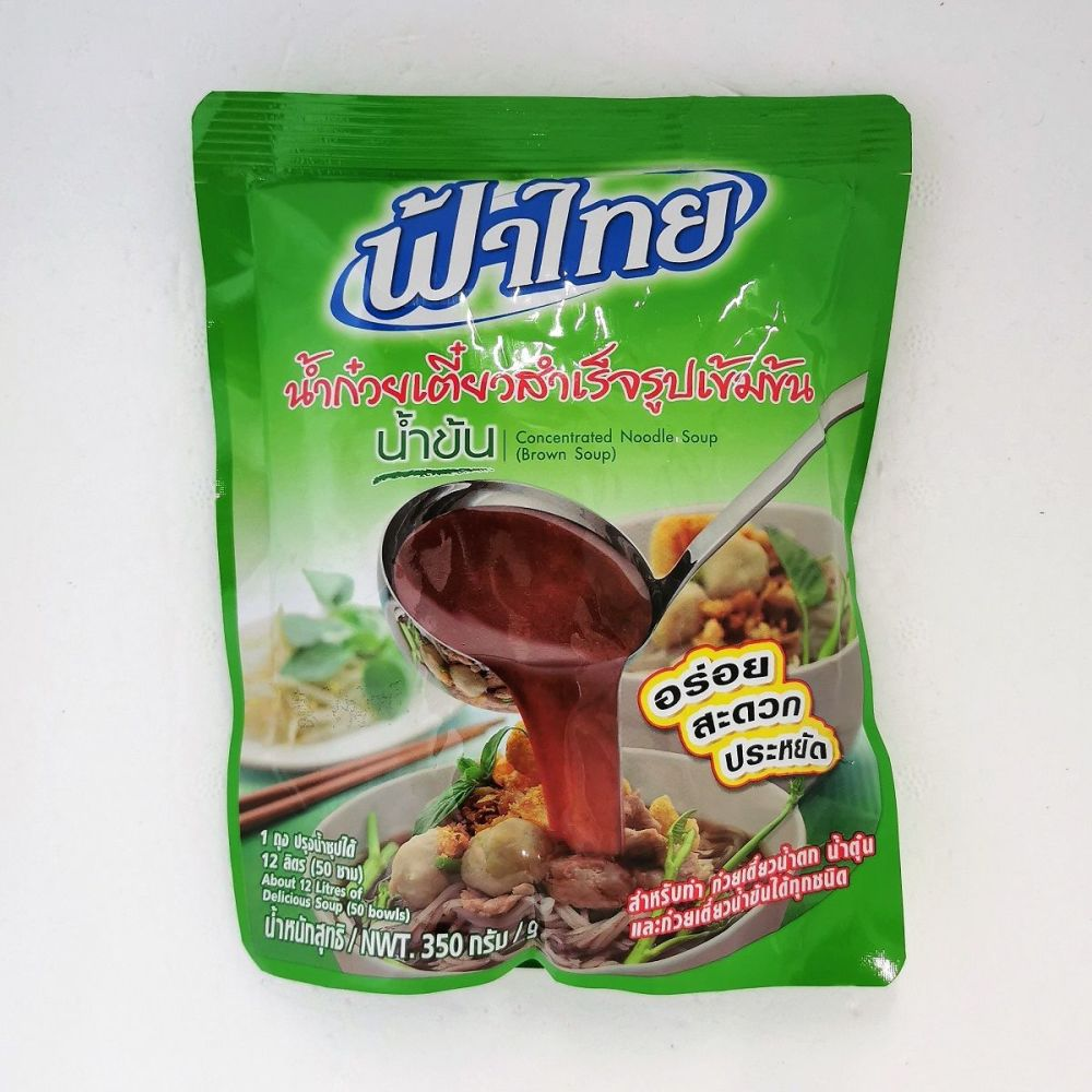 FA Thai Concentrated Brown Noodle Soup 350g