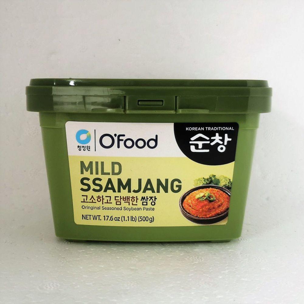 O'Food Mixed Soybean Paste (Ssamjang) 500g