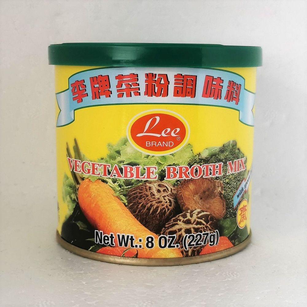 Lee Brand Vegetable Broth 227g