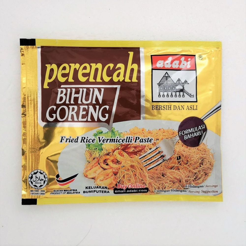 Adabi Bihun Goreng (Fried Rice Vermicelli Paste) 120g