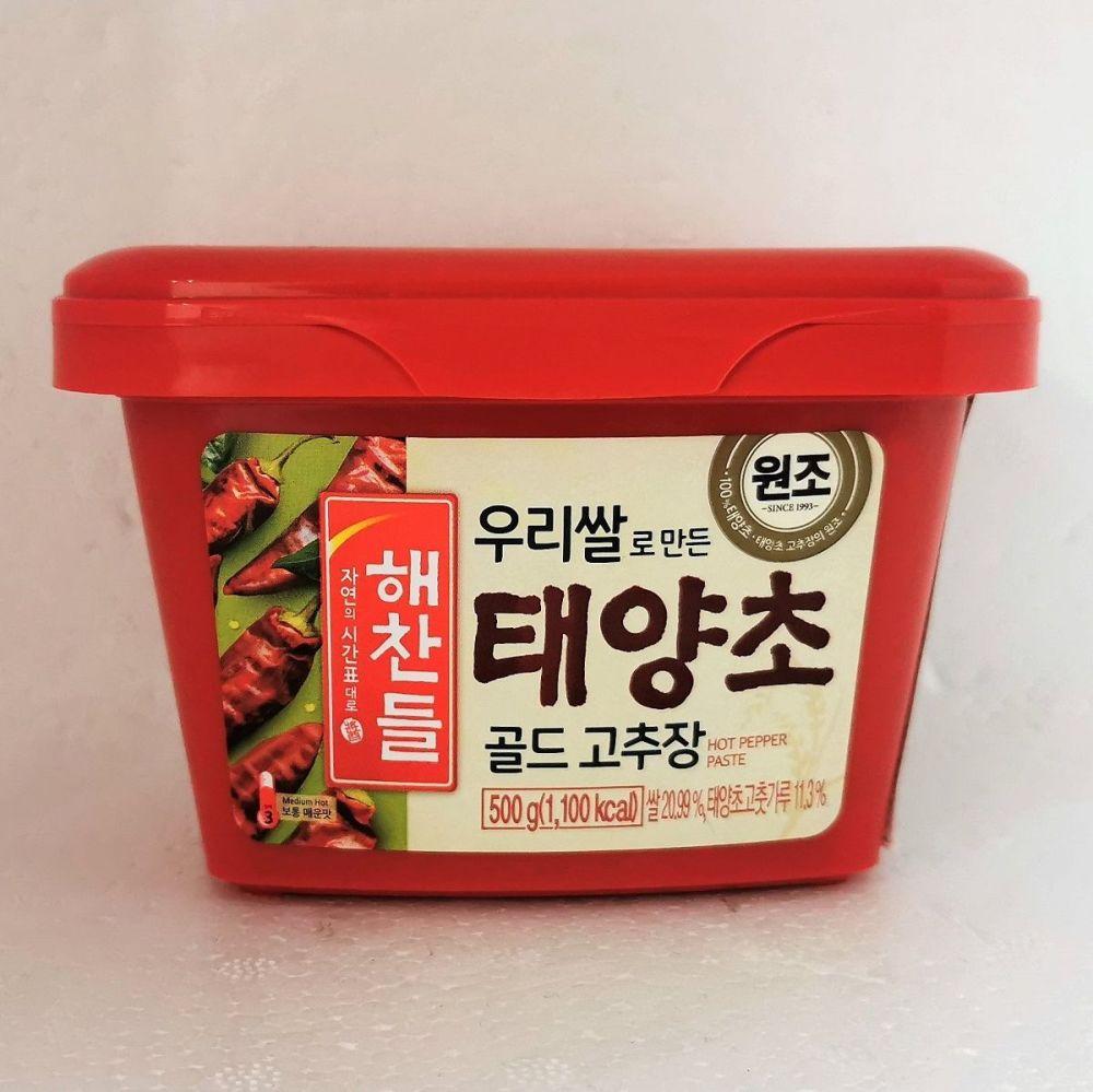 CJ Red Pepper Paste 500g