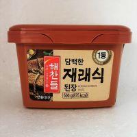 CJ Korean Soybean Paste 500g