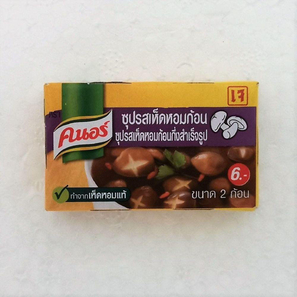 Knorr Shitake Broth Cube 20g