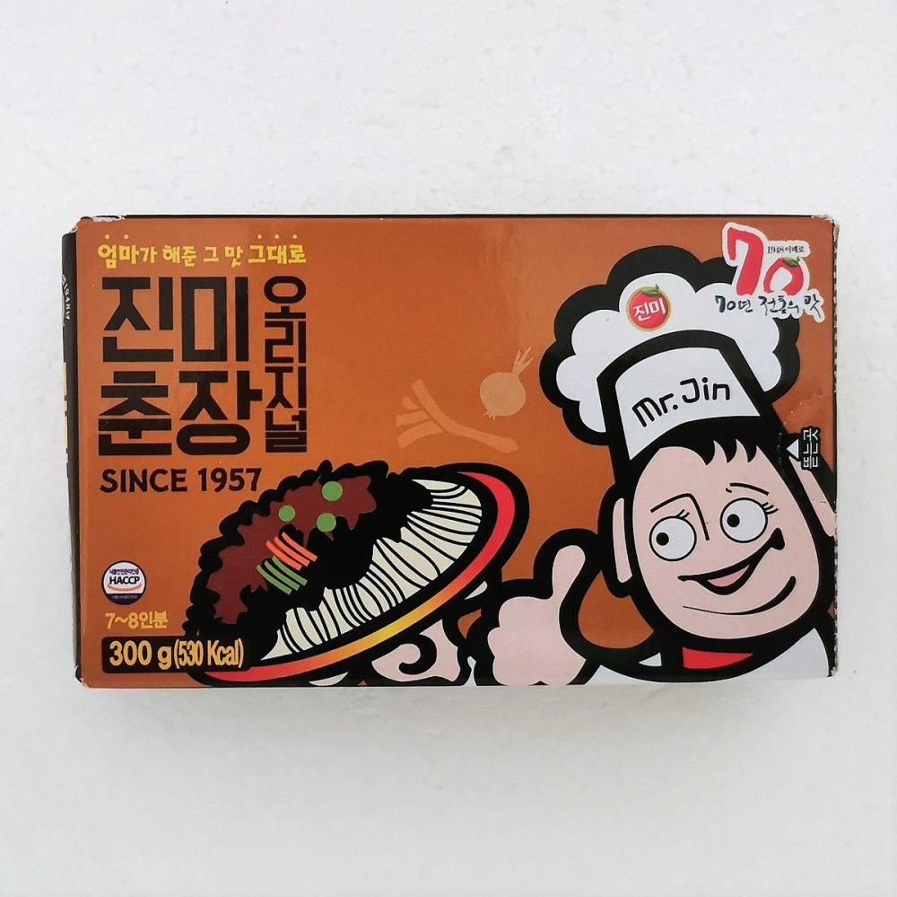 Jjajang Black Bean Paste 300g